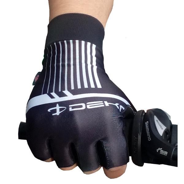 DEKO STYLE gloves black/white color