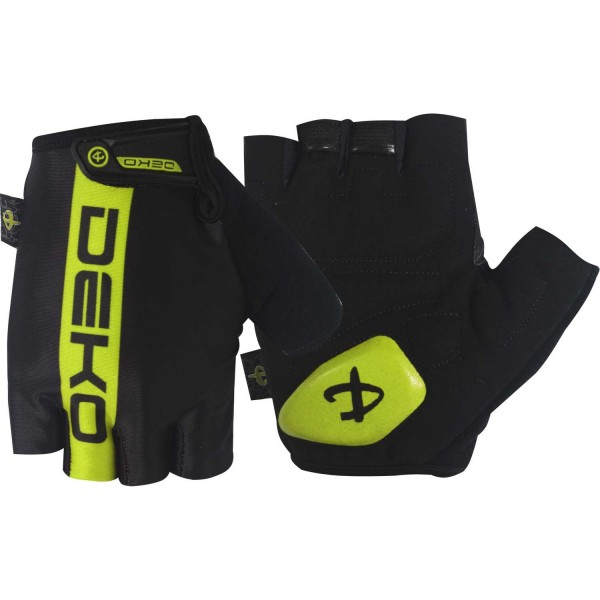 DEKO LINE black/fluorescent yellow color