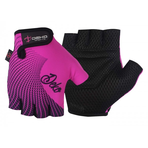 DEKO NEW START black/fuchsia color