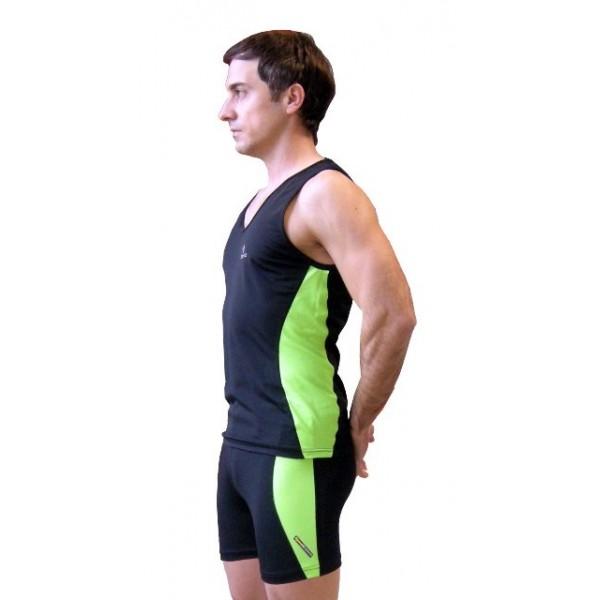 Kit of shorts + tank top DEKO TRACK