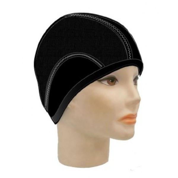 DEKO MICRO cap neck warmer black color
