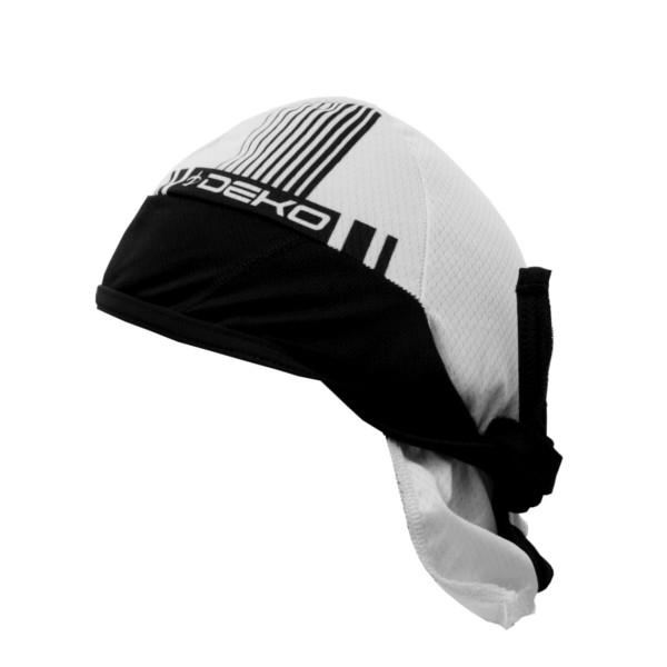 DEKO STYLE bandana white/black color