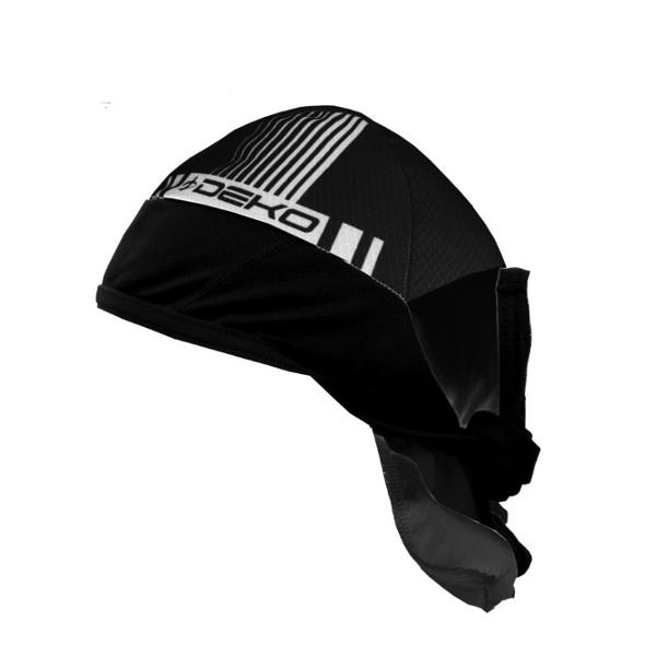 DEKO STYLE bandana black/white color