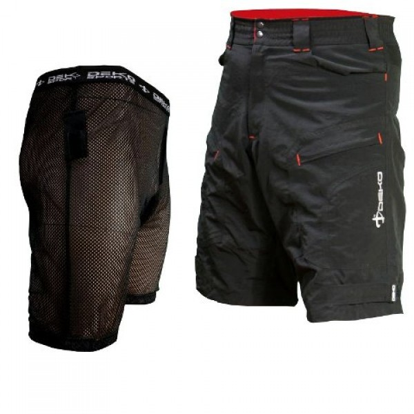 DEKO FREERIDER cycling baggy shorts