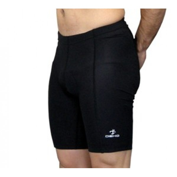 DEKO BASIC cycling shorts black color
