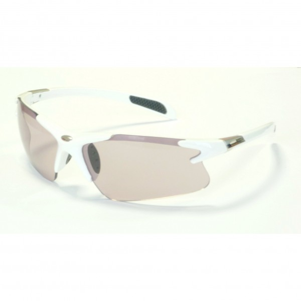 DEKO CROMO cycling glasses white color